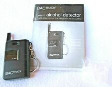 Bactrack Breath Alcohol Detector Breathalyzer Portable Pocket Key Chain Unused