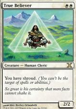 Adepte convaincu  - True Believer  - Magic mtg -