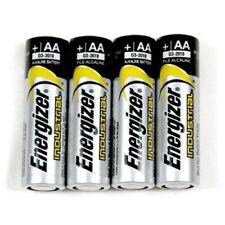 Energizer Alkaline Industrial Battery, AA 4pk