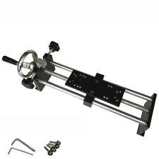 Manual Horizontal Force Gauge Test Stand Push-pull Force Meter HLA Spiral Rack Y
