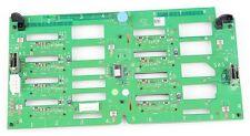 "DELL 8x 3.5"" SAS Hard Disk Backplane Board PowerEdge T610 T710 - 0F313F F313F"