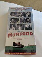 DEMO - Mumford - VHS tape - Jason Lee, Ted Danson, Martin Short