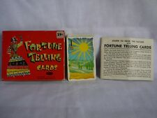Fortune Telling cards -used