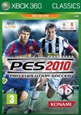Pro Evolution Soccer 2010 Classic XBOX360 - totalmente in italiano