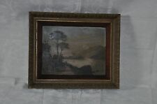 Antique Oil Painting Framed no.2