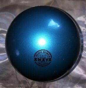 RSG Ball JUNIOR BALL Gymnastikball TÜRKIS/PETROL metallic 150-170mm 300g NEU!