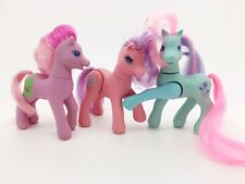 Vintage G2 My Little Pony - Sweet Berry, Princess Morning Glory, Ivy - Cute!