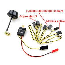 FPV-5-8ghz-5-8G-600mW-Audio-Video-AV-Sender-for-Gopro-Hero3-Mobius80 F11800
