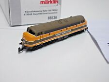 "Märklin Z   88636 Diesellok Reihe 1100 "" Great Northern"",Neuwertig,in Ovp.(Z796)"