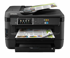 Epson WorkForce WF-7620DTWF Tinten-Multifunktionsgerät A3 Drucker Kopierer 1
