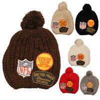 SPORT KNIT NFL Onfield Sideline Beanie Winter Pom Knit Cap Hat