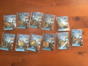 Harry Potter Pin set and poster set