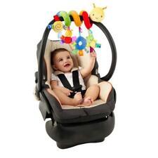 Soft Spiral Plush Toy For Bay Crib Cot Pram Stroller Cute Baby Travel Toy JJ