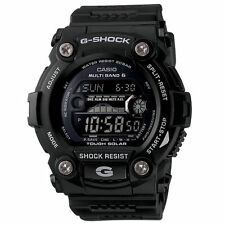 Brand New Casio GW7900B-1 G-SHOCK Solar Atomic Digital Sports Watch Black