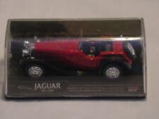 NEW RAY JAGUAR SS - 100 2 SEAT SPORTS CAR # 48449 NEW