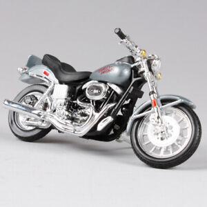 Maisto 1:18 Harley Davidson 1977 FXS Low Rider MOTORCYCLE BIKE Model NEW IN BOX
