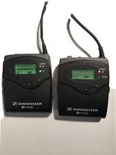 Sennheiser EW100 G2 Sender + Empfänger Funkstrecke aus SK100 und EK100