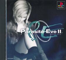 Parasite Eve II  PS1 Playstation Japan Import   Good/N.Mint     US SELLER