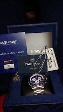 TAG Heuer F1 redbull racing Men's Stainless Steel Bracelet Watch