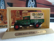 MATCHBOX / BREWERY COLLECT - ,FORD MODEL AA - CARLSBERG  .SCALE MODEL - YGB05