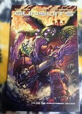 GUNSUITS vol 1 Evolutionary Tactics - AGP Comics - TPB / New (Ed Brubaker)
