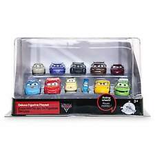 New Disney Store Cars 3 Deluxe 11 PVC Cars Figure Play Set Toy Cake Topper Pixar