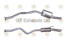 OEM QUALITY  BOX WITH TAIL PIPE FOR TOYOTA GTT652IMP
