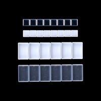 0.5/3.2Ml 20/50Pcs Artists Empty Watercolor Paint Pans Painters Pigment Box Pain