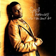 Carl Thomas Let's Talk About It CD + FLAC, ALAC, Wave, mp3