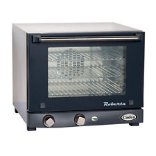 "Cadco OV-003 Electric 18.88"" Convection Oven - 3 Quarter-Size Pan Capacity"