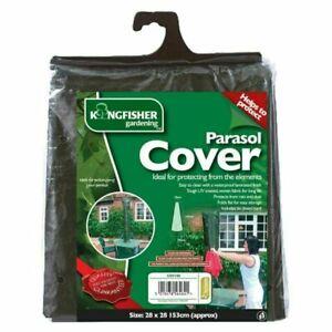 Extra Strong Parasol Cover Umbrella - Woven Weatherproof Waterproof Garden