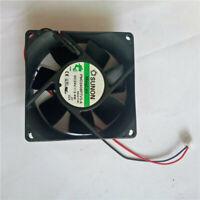 Delta FFB0812VH-FOO fan 12V 0.42A  80*80*25mm 3pin