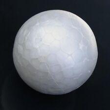 10Pcs Christmas Decoration Modelling Craft Polystyrene Foam Ball 6cm