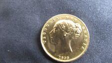 More details for full victorian soverign 1838
