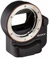 Brand NEW Sony LA-EA4 mount adapter for E Mount camera body From Japan F/S NEW