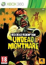 RED DEAD REDEMPTION Pal XBOX 360 Italiano UNDEAD NIGHTMARE