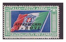 REGNO 1933 -  CROCIERA NORD ATLANTICA -  SEZ. I -  ROVI  NUOVA **