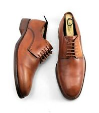 Cole Haan Mens Dress Shoes Brown Leather Lace Up Oxfords Size 9.5 M