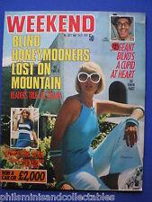 Weekend Magazine - Phil Silvers, Jill Kennington - 15th  May 1974