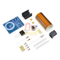 BD243 Mini Tesla Coil Electronics Wireless Transmission Module DIY Kit 9-12V