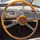Extra Rare 1937 Chevy BANJO STEERING WHEEL Original