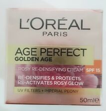 Loreal Age Perfect Golden Age Rosy Re-Densifying Cream with SPF15 50ml