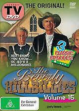 Beverly Hillbillies DVD Volume 15 - 3 CLASSIC EPISODES - ALL REGION PAL