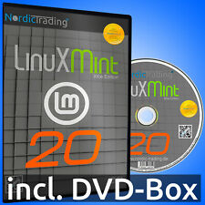 NEU: Linux Mint 20.2 Xfce DVD Betriebssystem Markenware
