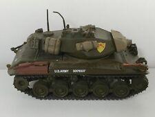 Char tank blindé américain US 1/72 IXO M41 A3 Walker Bulldog Cavalry USA 1962