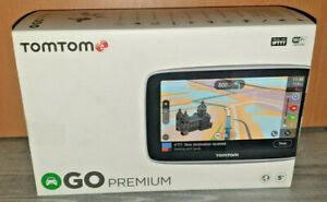 TomTom GO PREMIUM 5 World PKW Weltweit Touchscreen WLAN 16GB