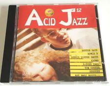 ACID JAZZ 12 CD COMPILATION EDITORIALE OTTIMO SPED GRATIS SU + ACQUISTI