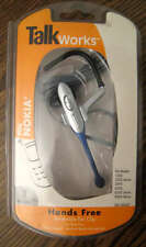TALK-WORKS NOKIA HANDS FREE REVERSIBLE EAR CLIP -1260 3300 3590 6590 8200 8300