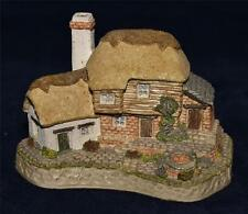 David Winter Cottages BIRTHSTONE WISHING WELL for MAY, SIGNED