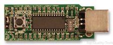 "Placa hija, cuatro Ecio USB Programable MCU's 28-Pin, 0.6""DIP espacio"